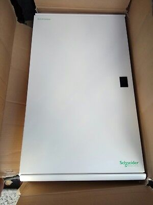 Schneider Electric 16 Way Distribution Board Acti 9 Isobar TP+N  Type B SEA9BN16