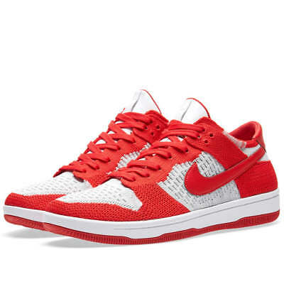 Nike Dunk Flyknit 917746 600 Mens Trainers