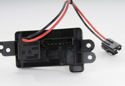 HVAC Control Panel Resistor ACDelco GM Original Equipment 15-81772