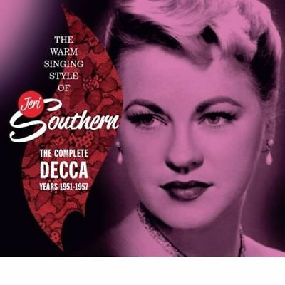 Jeri Southern - Warm Singing Style Of :Complete Decca Fresh Sound 5CD set