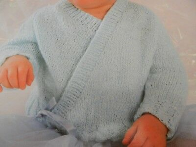 baby all in one dk knitting pattern 99p