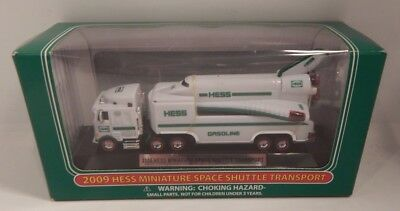 Hess 2009 Miniature Space Shuttle Transport New In  Box
