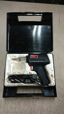 WELLER Tool Soldering Gun Model Standard 7200 Multi Purpose w/Case Solder