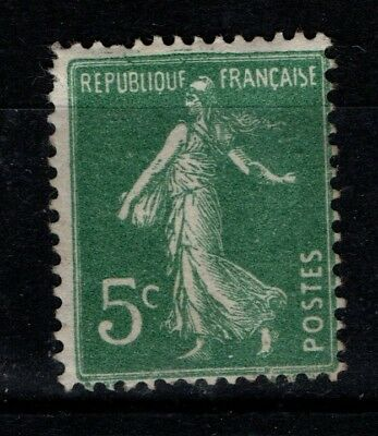France 1906 5c Sower SG331 Mint MH