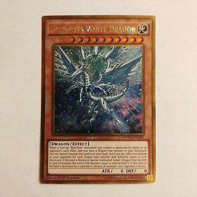 YuGiOh Dark Side of Dimensions Movie Pack MVP1 - Pick Your Gold Ultra Rare Cards