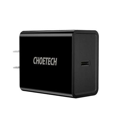 USB C Charger, CHOETECH 5V/3A 15W Type-C Wall Charger for Nintendo Switch, Googl