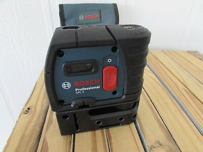 Bosch Professional Gpl 5 5-Point Self Leveling Alignment Laser Bosch