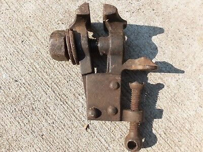 Vintage Bench Vice Small Collectable Old