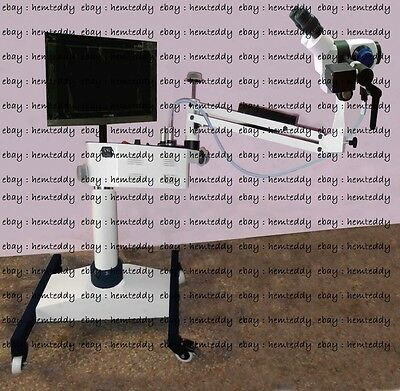 Video Colposcope with 3 Step Magnification - Manual Focusing - WHITE
