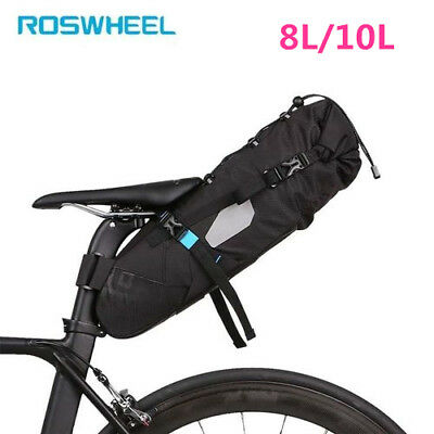 Waterproof MTB Saddle bag Mountain Road Bike Bicycle Bikepacking Saddle Seat Bag