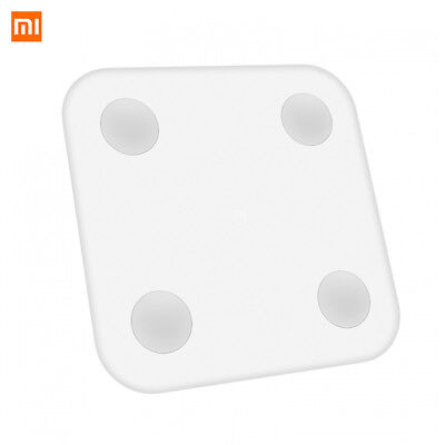 Original Xiaomi Mi Smart Fat Scale 2 Body Composition Monitor Bluetooth 4.0