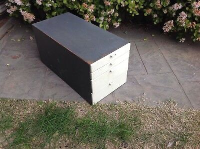 Heavy Filing Drawer Cabinet...industrial..maps..documents..