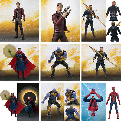 SHF S.H.Figuarts Marvel Avengers Infinity War Series Action Figure New in Box