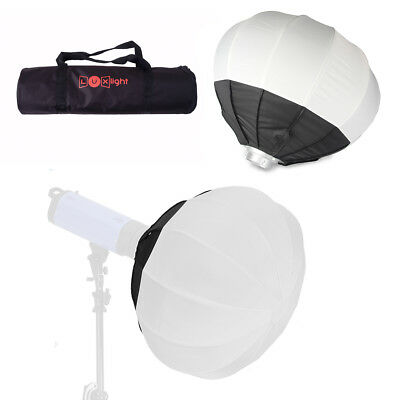 65cm Lantern Globe Ball Sofbox for Flash | LUXLIGHT | Bowens Mount | Collapsible