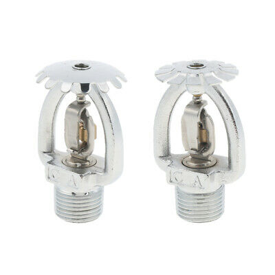 Cast Brass Fire Sprinkler Head Spray Heads for Fire Extinguishing System