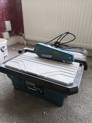 Erbauer ERB337TCB 750W Tile Cutter 230V Never used! New!