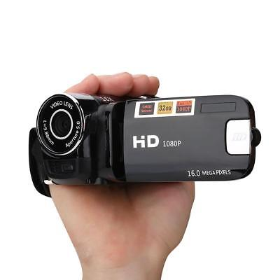 "Full Hd Digitale Videocamera 16Mp 2.7"" Lcd 16X Zoom 1080P Dv  Camcorder"