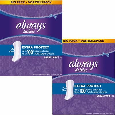 Always Dailies Culotte Protège Grand Extra Protection Odeur Neutralisant - 104