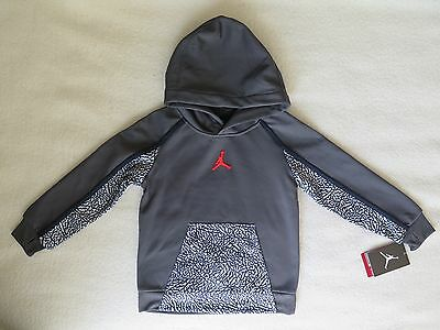 Jordan Little Boy's Air Jordan Thermal Hoodie - Size 5 - NWT