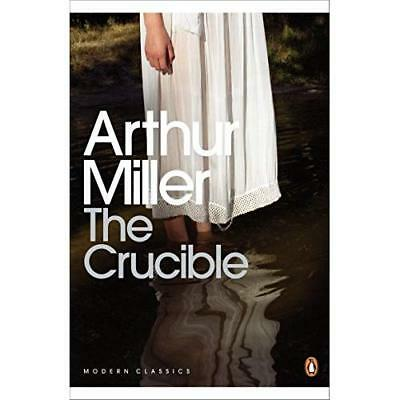 The Crucible: A Play in Four Acts Miller, Arthur (Author)