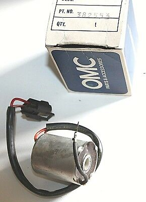 P/N 382553 / 0382553 OMC Evinrude Johnson - SOLENOID / New Old Stock