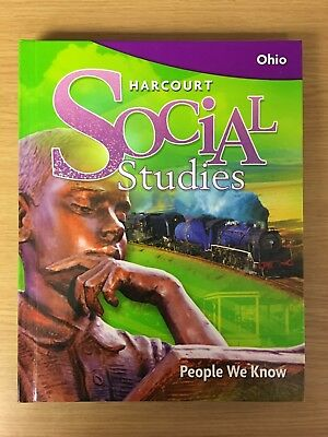 HARCOURT SOCIAL STUDIES A Child S View Ohio Edition Grade