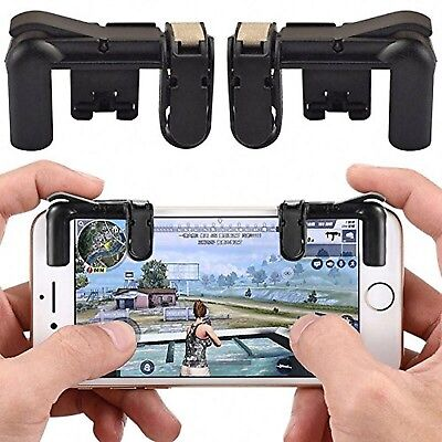 FridLife Mobile Game Controller - Sensitive Shoot and Aim Triggers for PUBG |...