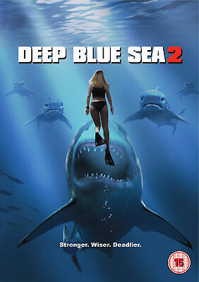 Deep Blue Sea 2 [2018] (DVD)