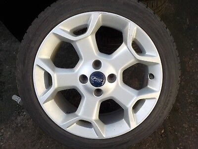 Ford Ka  Y Alloy Wheel And Tyre