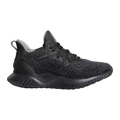 New Mens Adidas Alphabounce Beyond Running / Training Shoes  - All Black