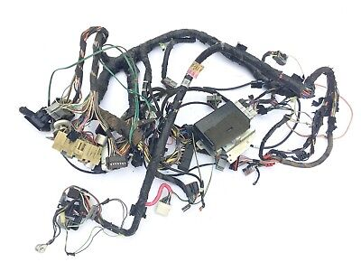 1994 FORD TRUCK F-150 XLT Dash Wiring Harness Fuse Box fuel switch  Ford Truck Wiring Harness on ford wiring harnesses, ford truck relay, ford ignition system diagram, ford truck bump stops, ford truck oil cooler, ford truck fuse panel, ford truck generator, ford truck 4 speed transmission, ford truck driveshaft, ford truck exhaust components, ford truck timing belt, ford truck thermostat, ford truck control box, ford truck front differential, ford truck sway bar, ford truck sensors, ford truck front fender, ford truck cab parts, ford truck injectors, ford truck throttle linkage,