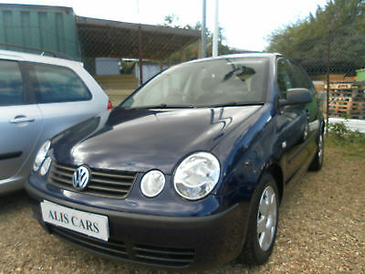 Volkswagen Polo 1.4 AUTOMATIC 2005 Twis H/Back awaiting prep.