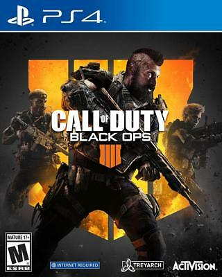 Call of Duty: Black Ops 4 - Sony PlayStation 4