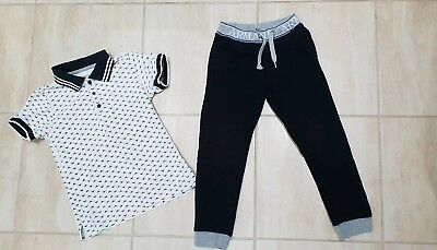 Boys Armani Set Polo top And Bottoms Must See Age 6 Years