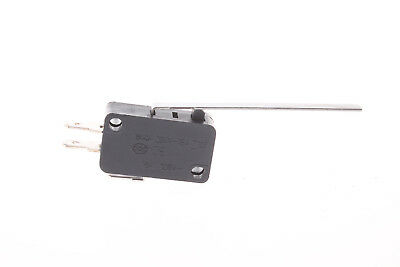 1x SPDTKW8-Series 3Terminal Long Straight Hinge Lever Momentary  Micro Switch