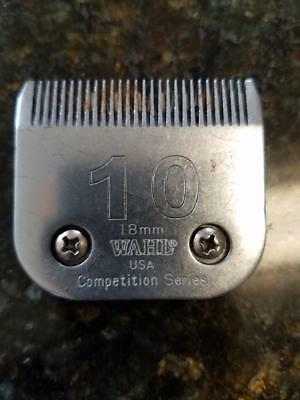 Oster A5 Size 10 Detachable Pro Animal Clipper Blade Oster A5 competition head