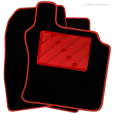 Volvo C30 R DESIGN 07 ON Tailored Fitted Carpet Car Floor Mats in BLACK