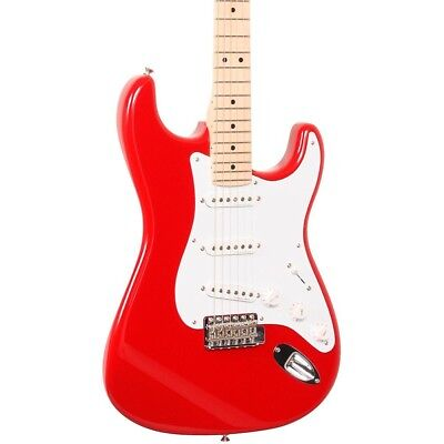 Fender Artist Series Eric Clapton Stratocaster Electric Guitar Torino Red