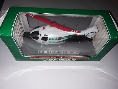 HESS 2005 Miniature Helicopter (27B)