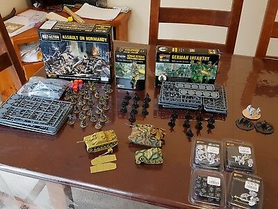 Bolt action (1/56) Late War German Army