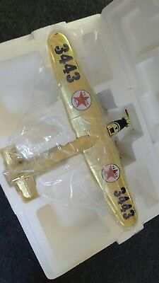 New Wings of Texaco-1927 Ford Tri-Motored Monoplane-1999 Special Gold Collectors
