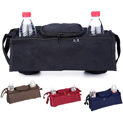 Stroller Organizer Cup Holder Diaper Storage Bag for Strollers Baby Jogger diape