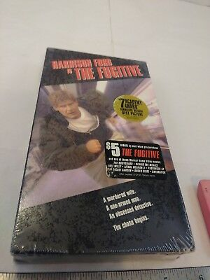 The Fugitive (VHS, 1994) Factory Sealed
