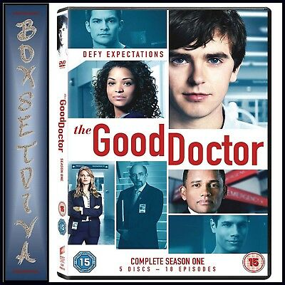 The Good Doctor Complete Season 1 - First Season *brand New Dvd
