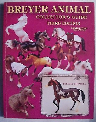 BREYER MODEL HORSE PRICE GUIDE BOOK Pony Classics Traditional Stablemates