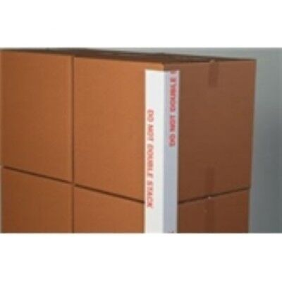 2240 - 2 x 2 x 36 .160 Do Not Double Stack Printed Edge Protector