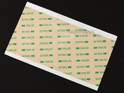 Super Strong 3M 300LSE 100 x 200mm Double Sided Acrylic Adhesive Tape Sheet Glue