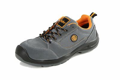 SCARPE ANTINFORTUNISTICHE HOLLER Battle Tex Grey 40