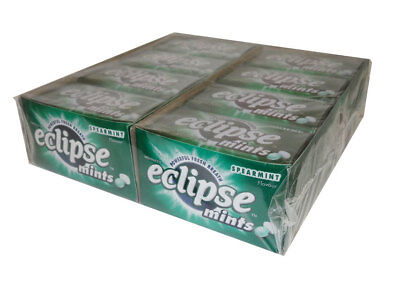 Eclipse Mints Spearmint (16 x 50pc Tins in a Display)