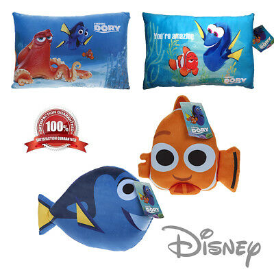 DISNEY FINDING DORY Shaped Soft Pillow